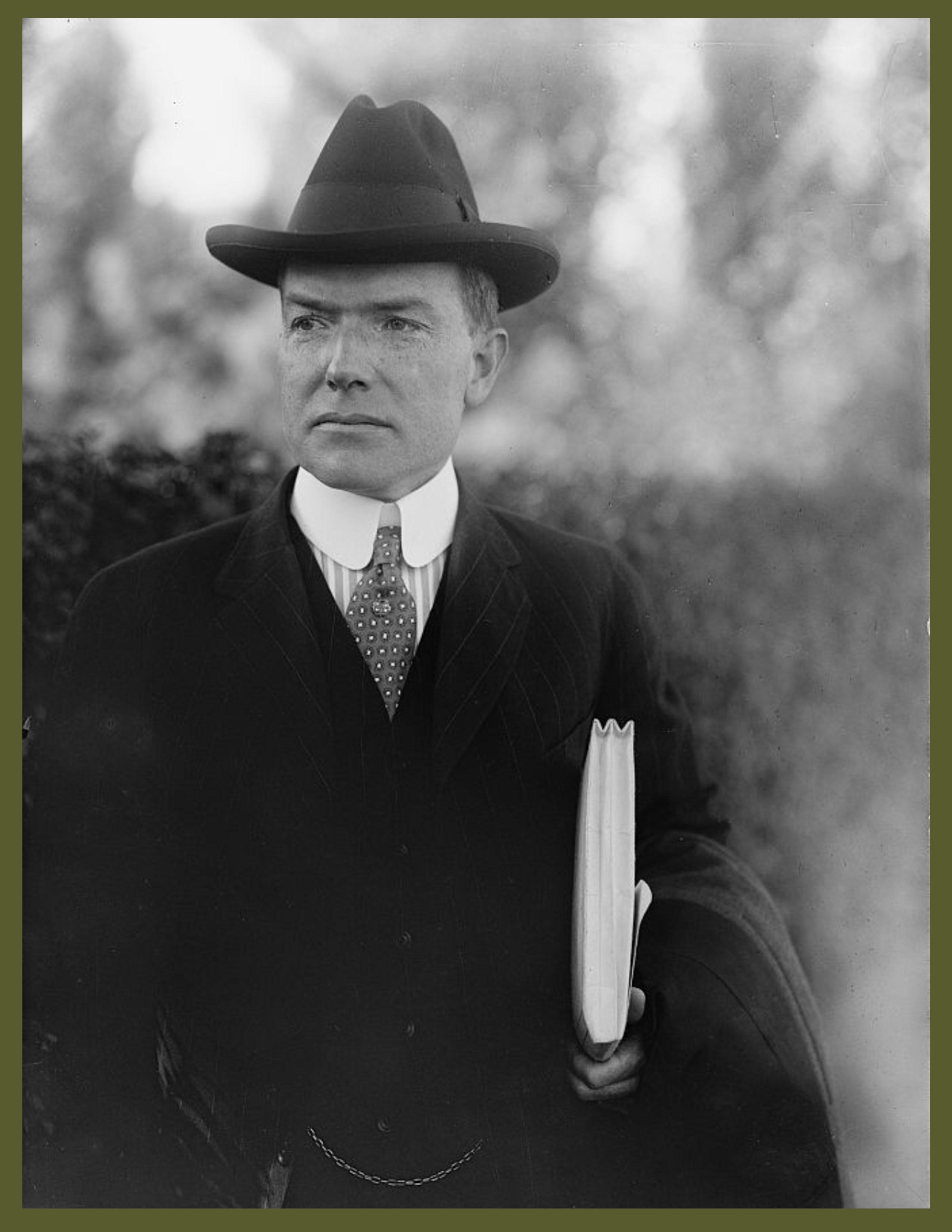 1917 John Rockefeller junior