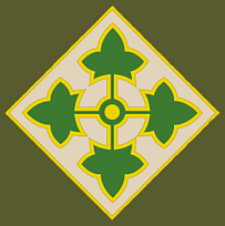 4th Infantry Division Ivy