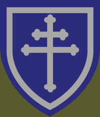 79th Infantry Division Croix de Lorraine