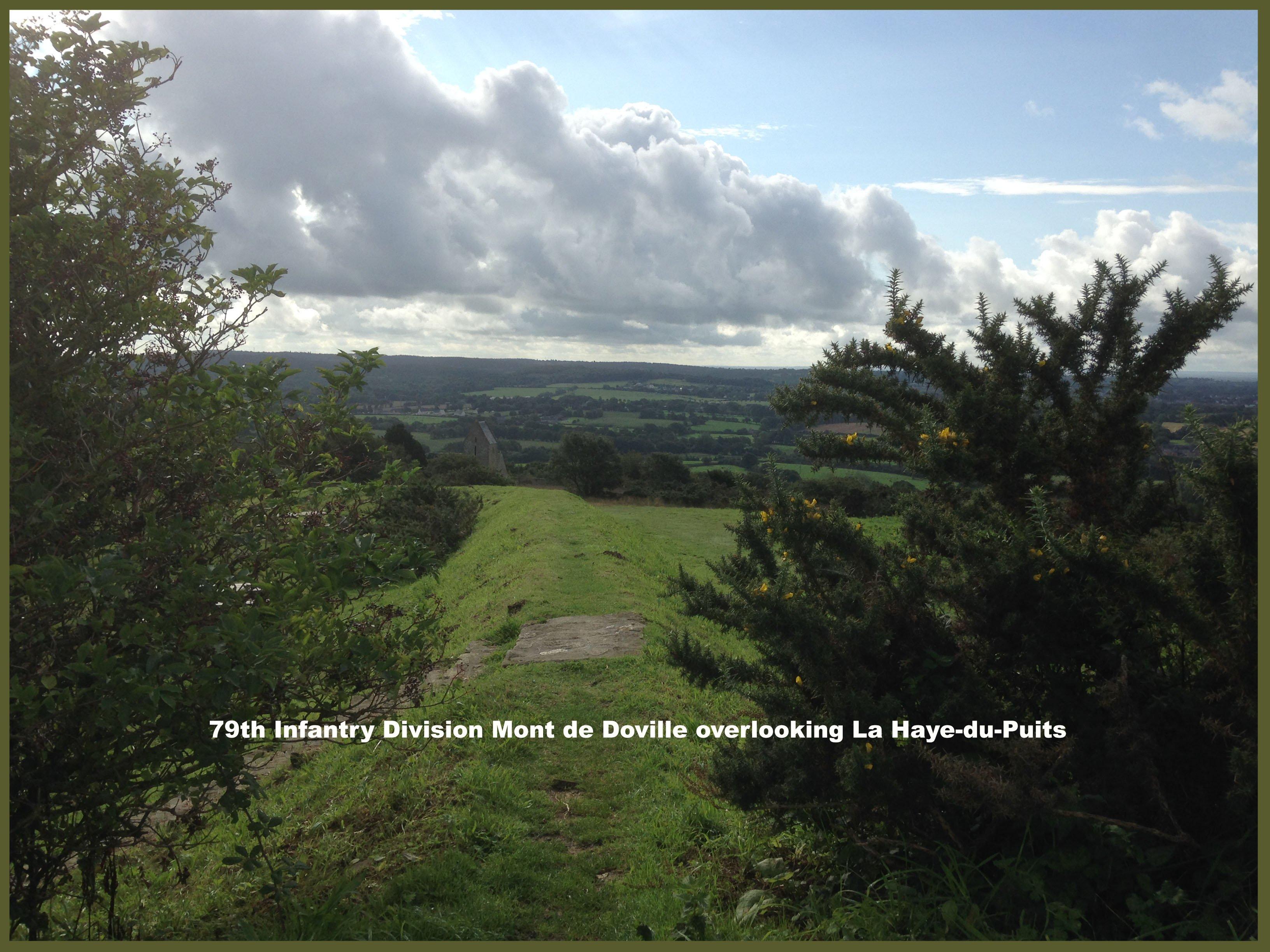 79th Infantry Division Mont of Doville - c copy