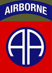 82nd Airborne Division All American-1