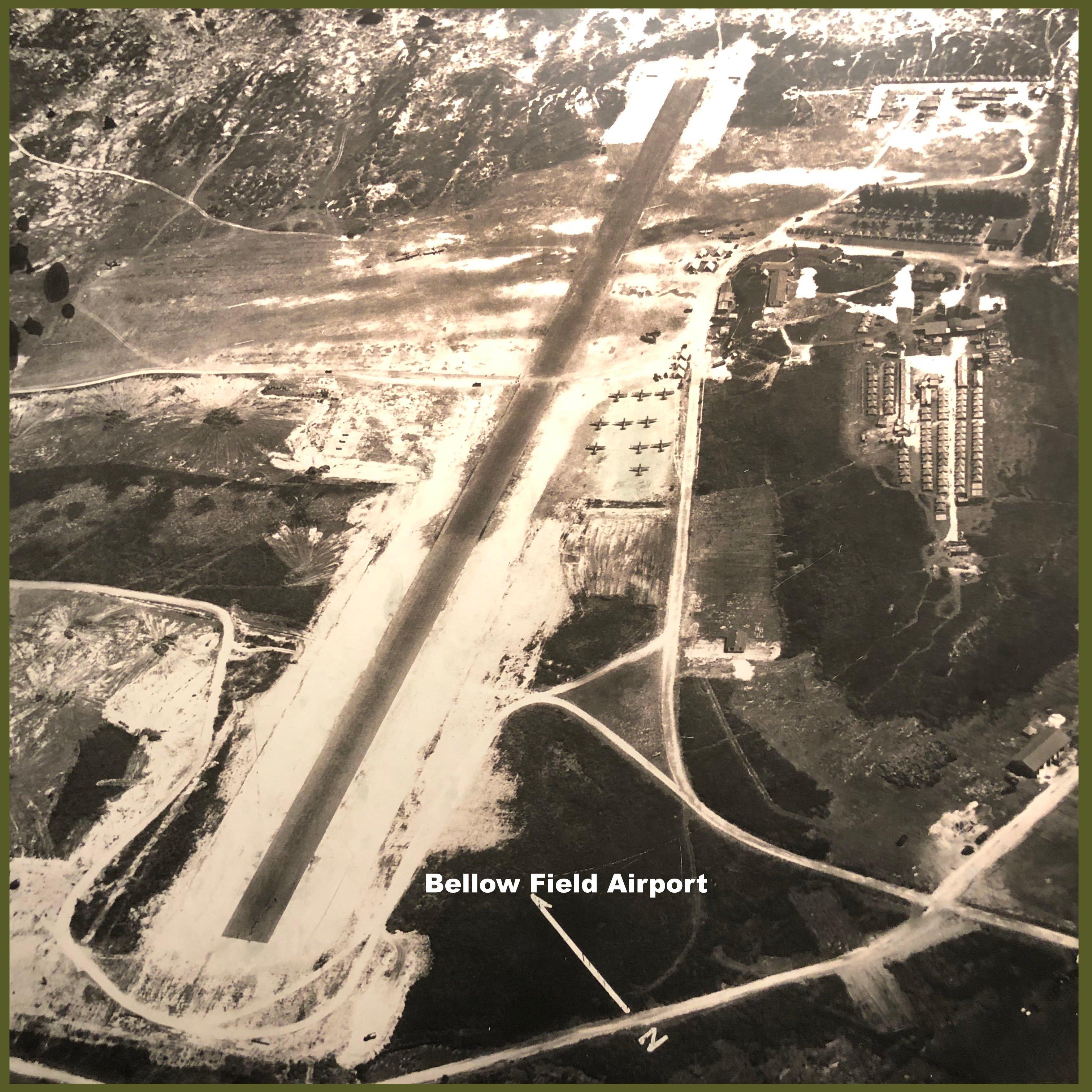 Bellows Field Airport