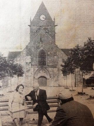 Eisenhower Sainte Mere Eglise 1963.jpg