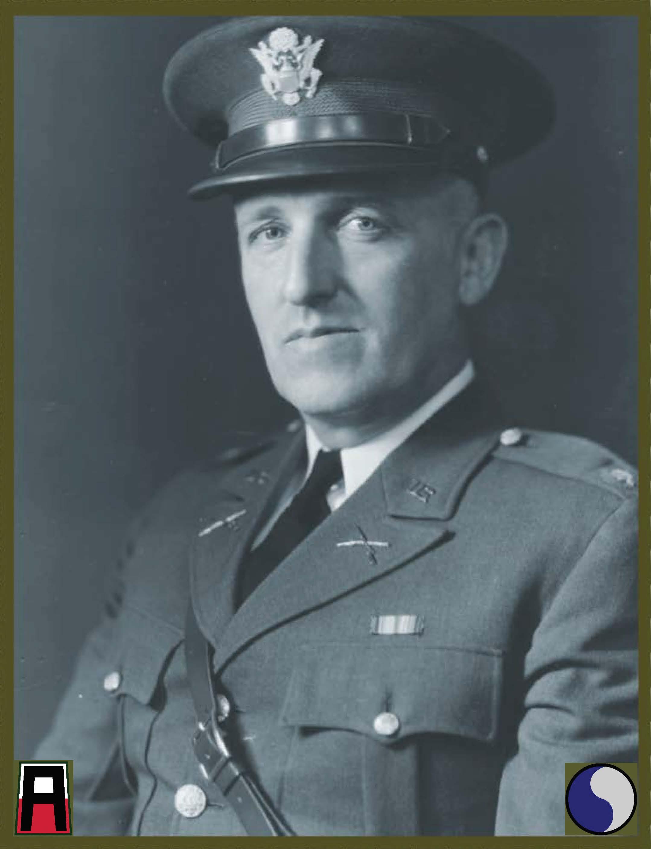 General Cota insignia