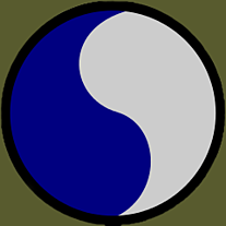 29th Infantry Division Blue and Gray