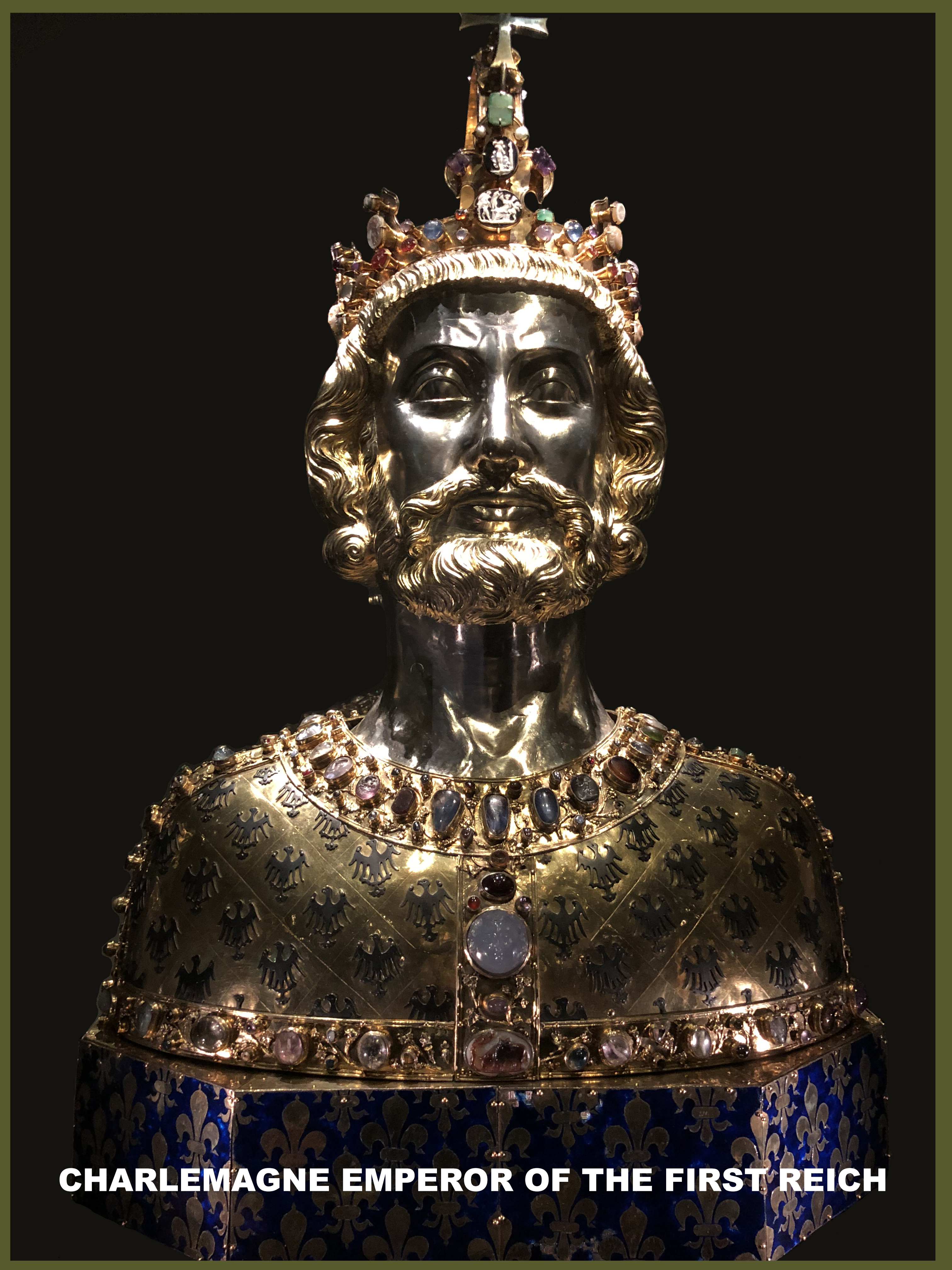 Charlemagne copy
