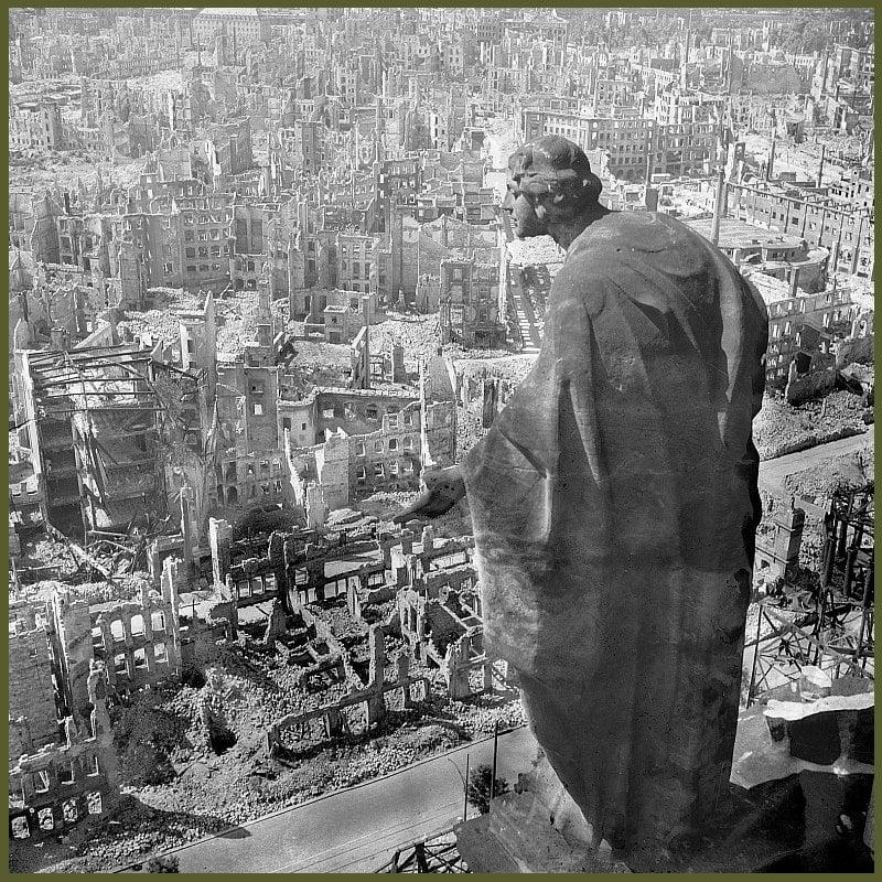 Dresden bomb
