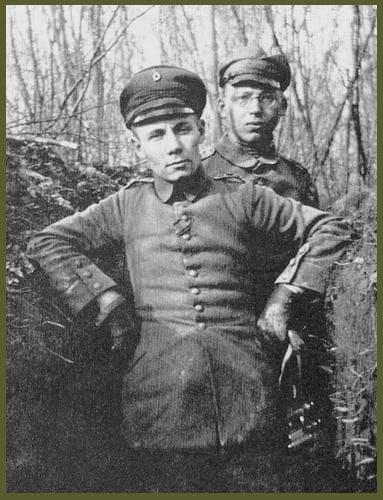 Erwin Rommel WWI
