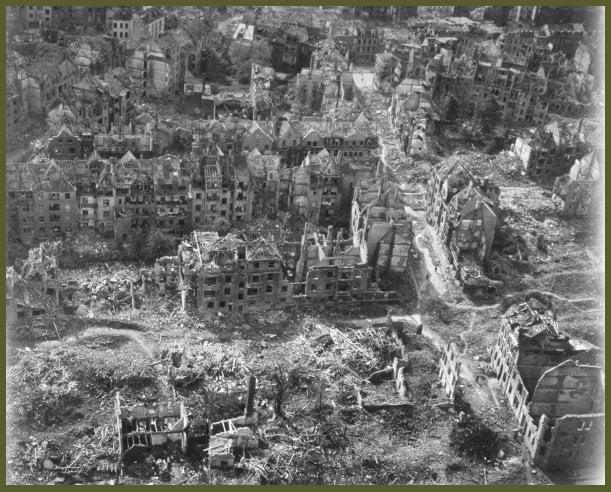 Essen Bomb March 1943