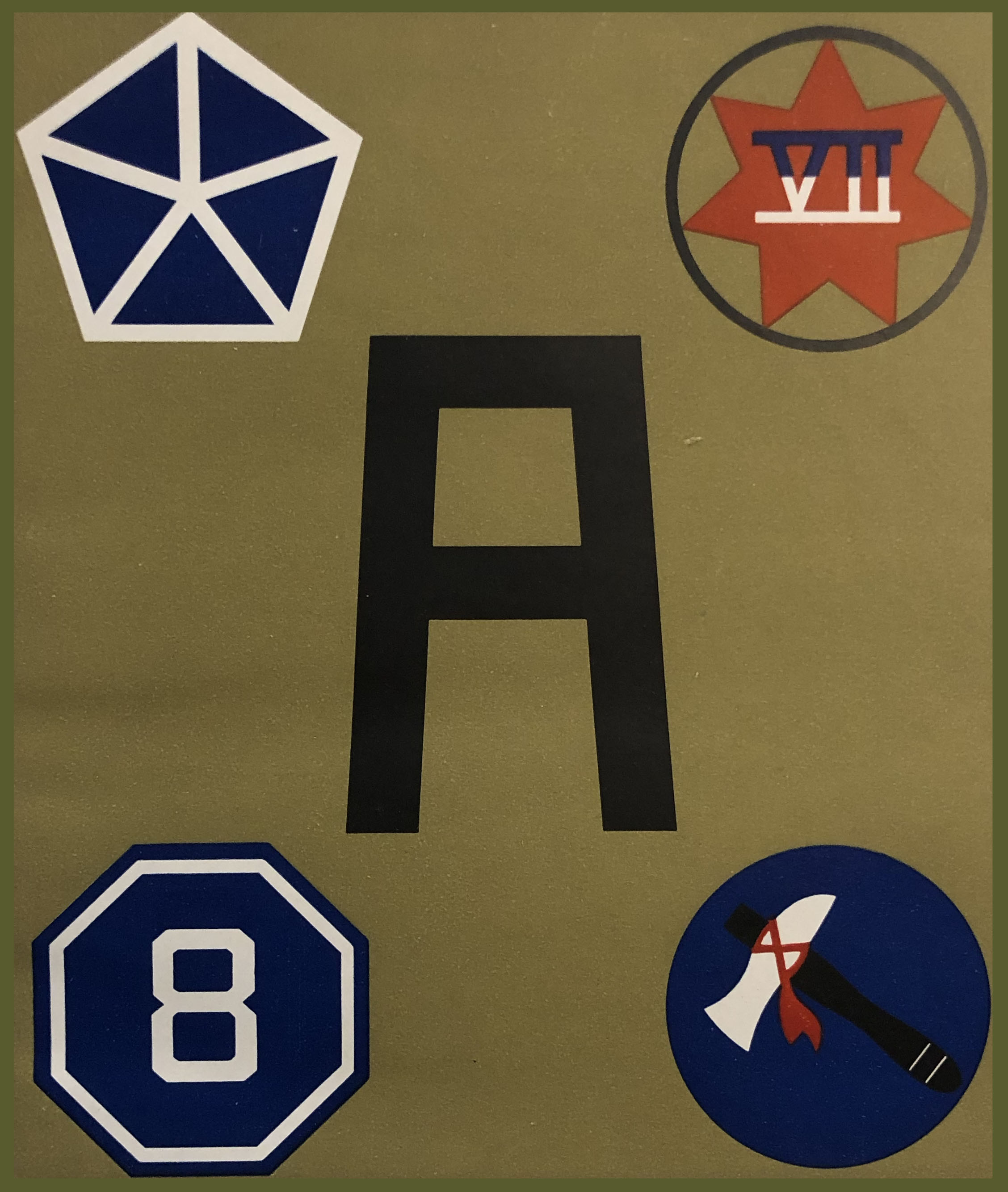 First US Army