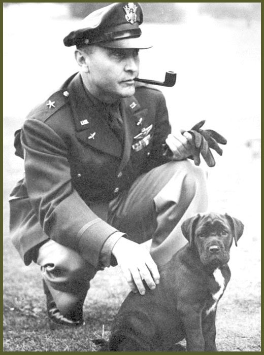 General Ira Eaker USAAF 8th Air Force