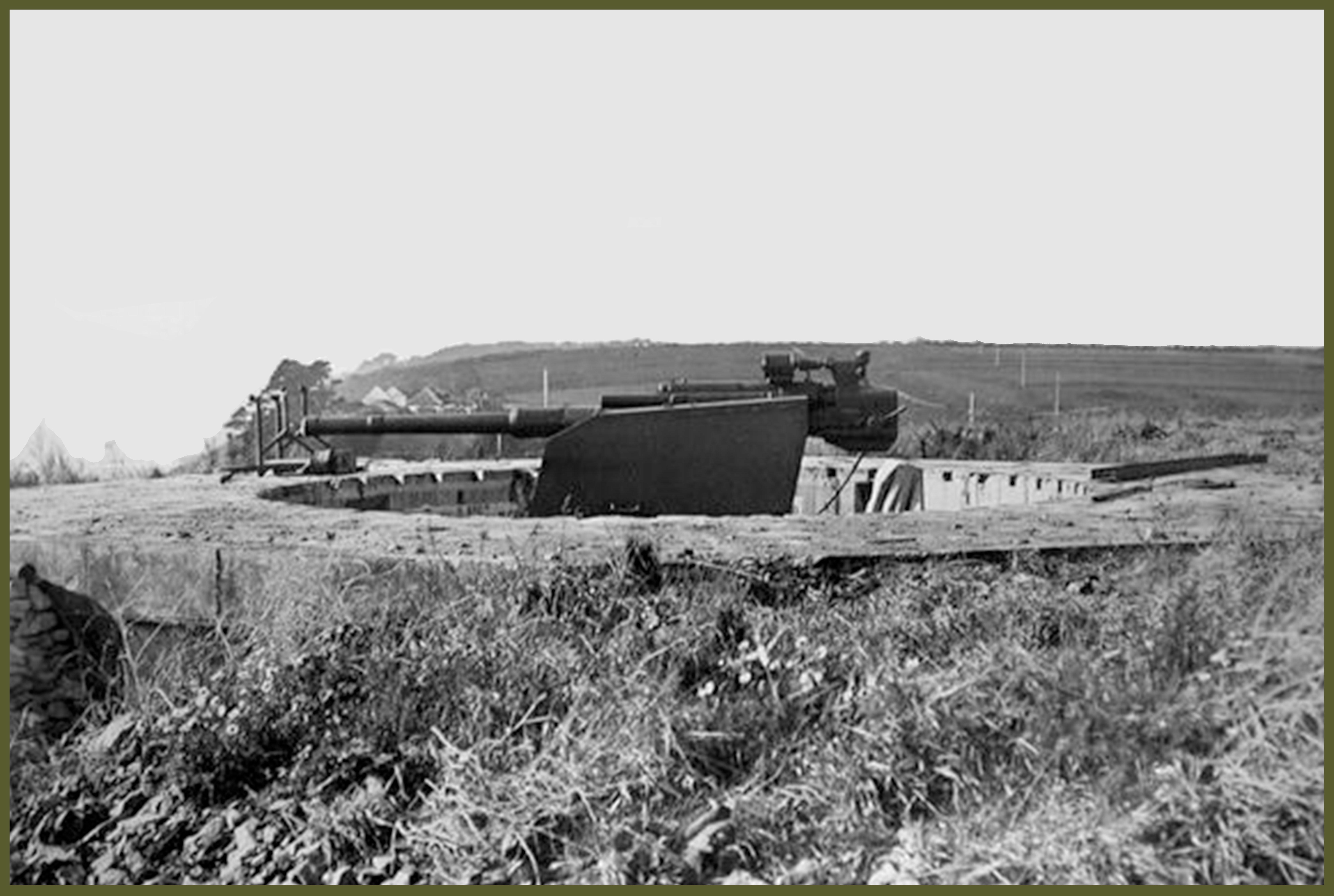 Kerdalaez 105mm gun