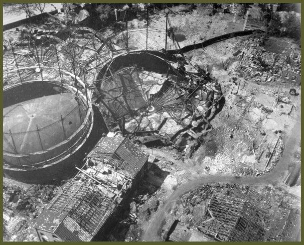 Ludwigshafen Bomb september 1943