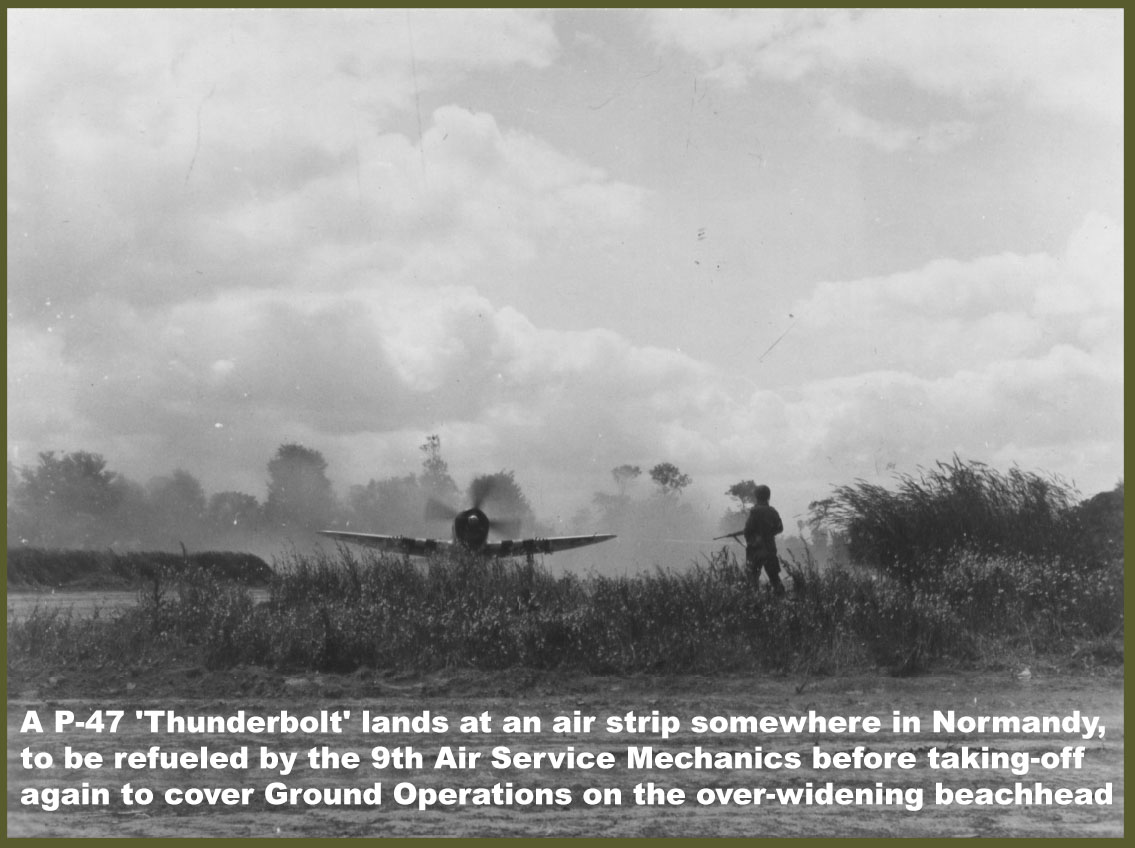 P47 ground operation