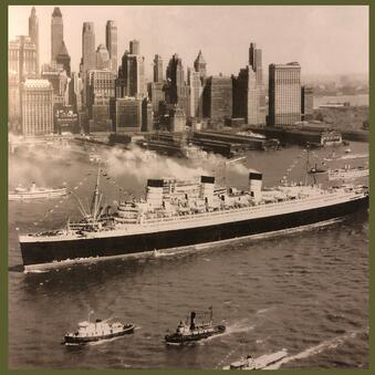 Queen Mary New York