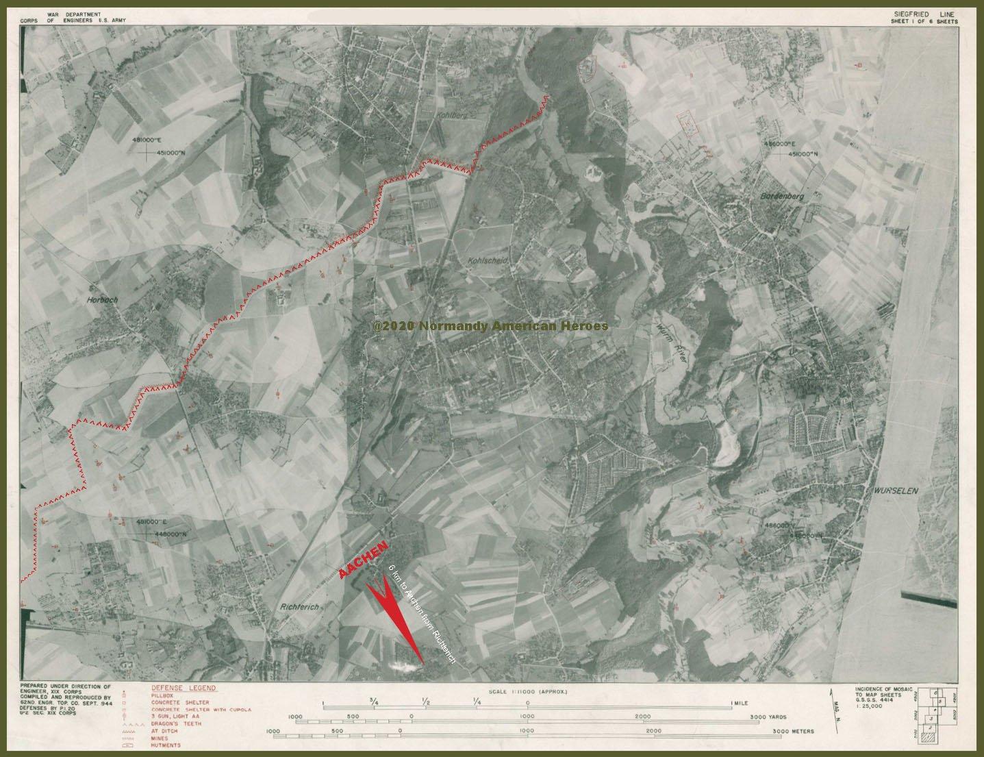 Richterich Siegfried Line-1