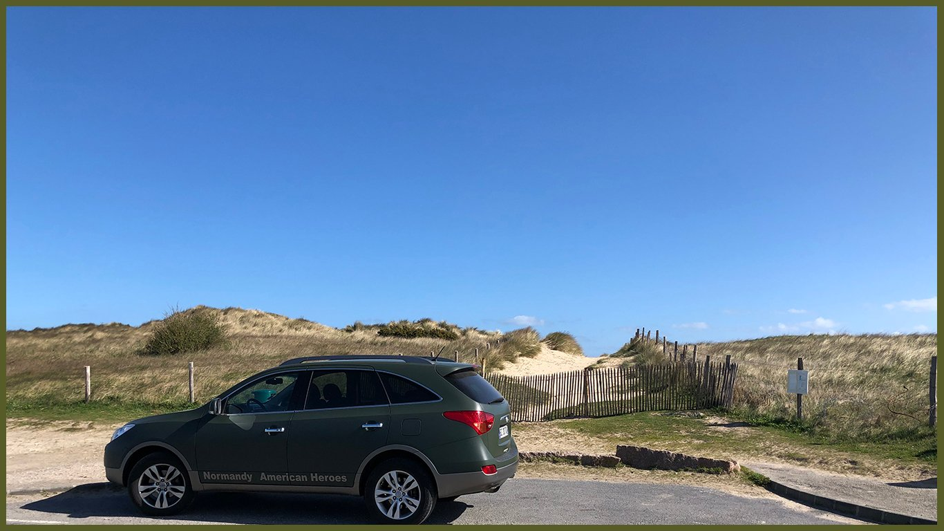 Utah beach rudy car copy