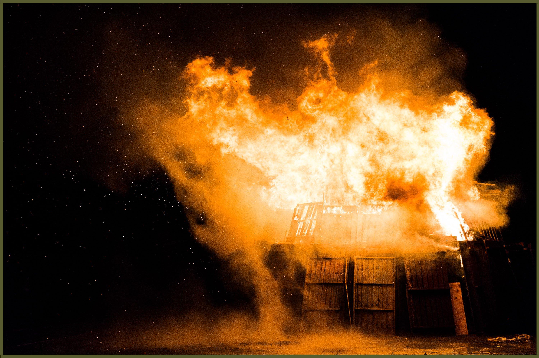 burning barn as an example copy