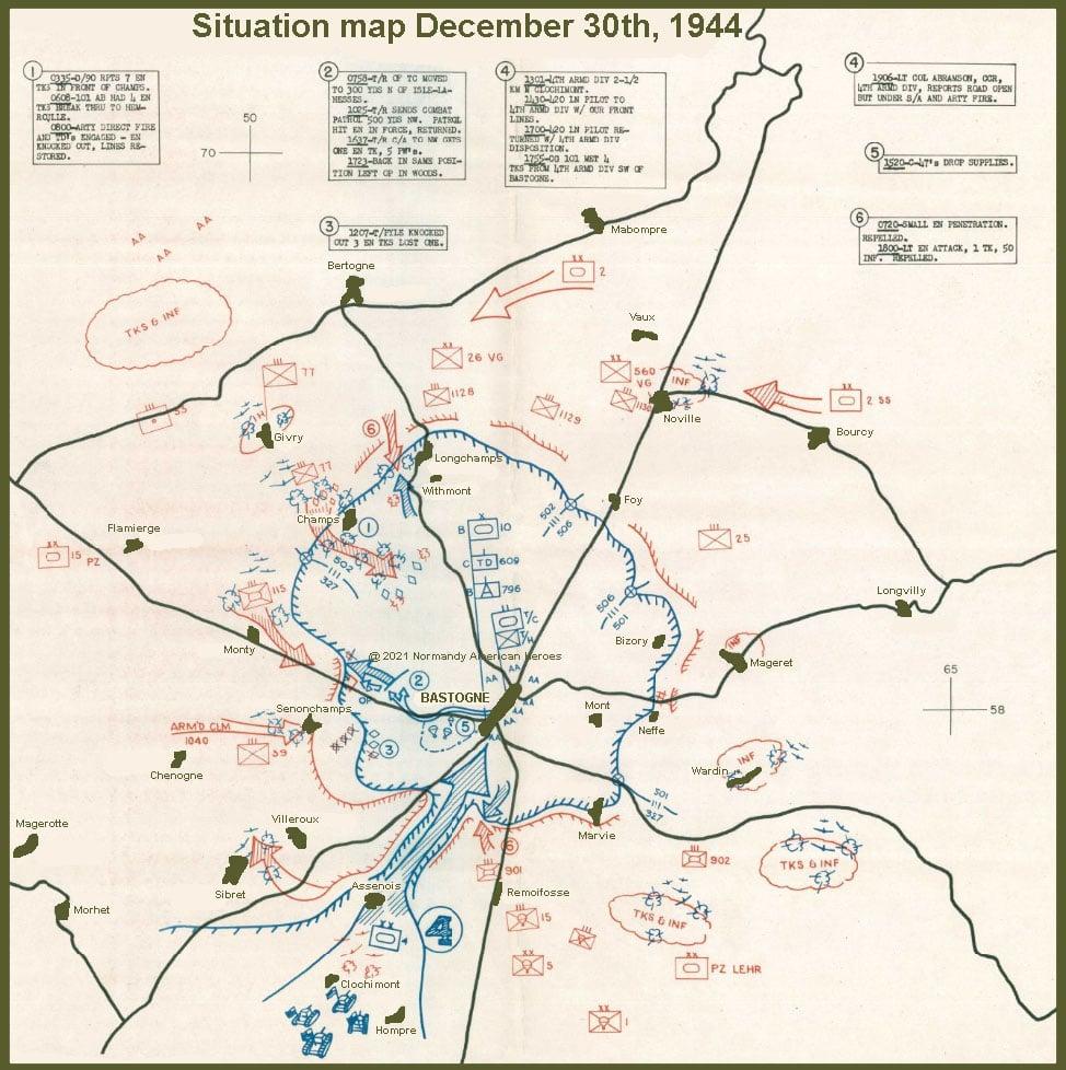 situation map 26 december 1944 copy