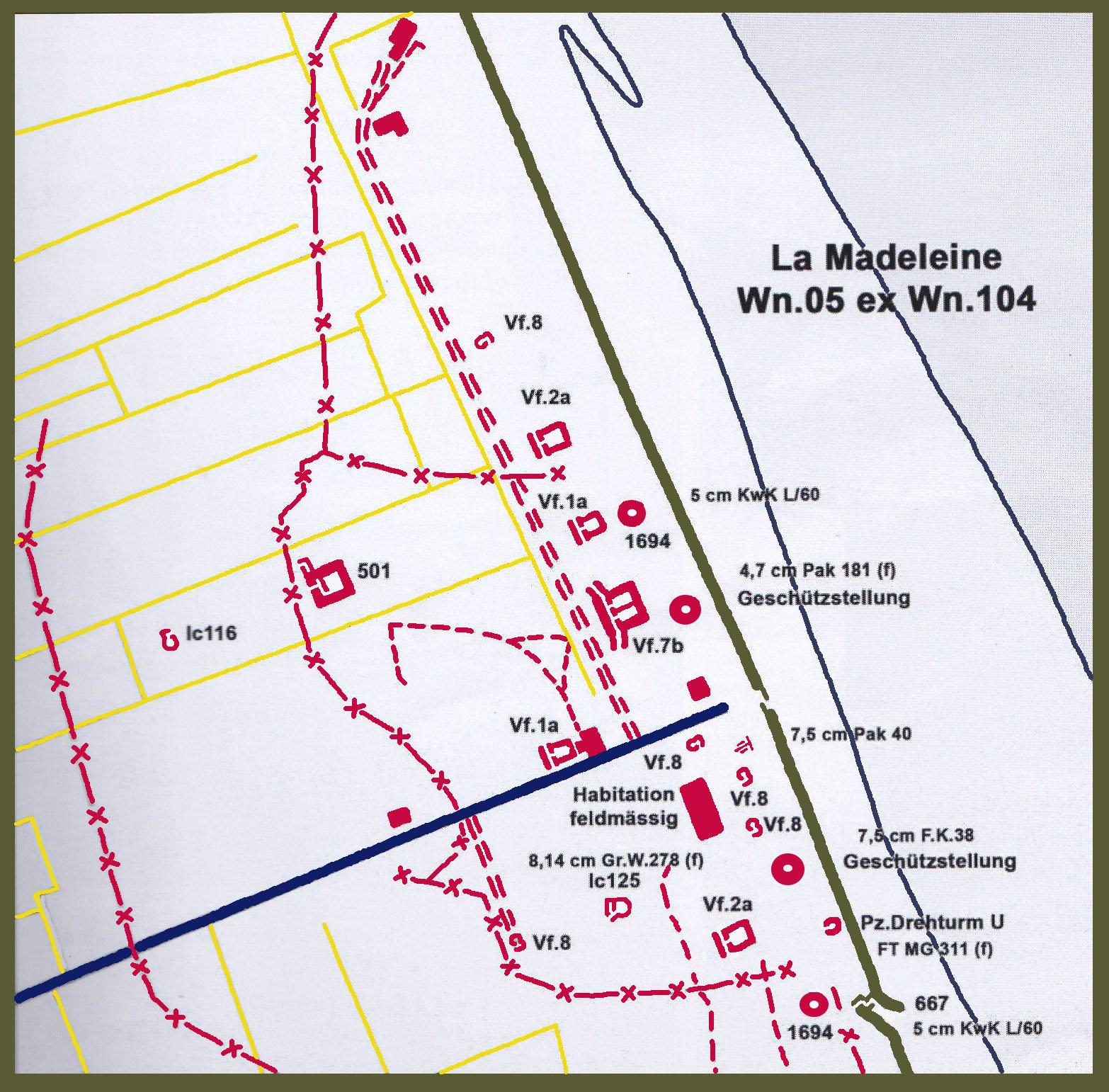 La Madeleine WN05