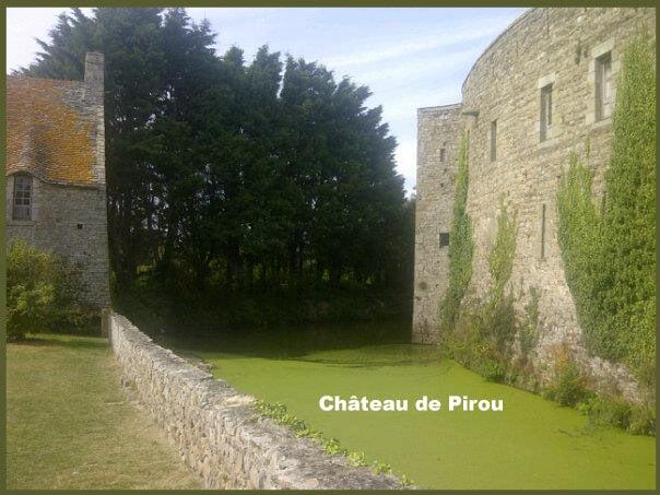 Pirou Castle copy