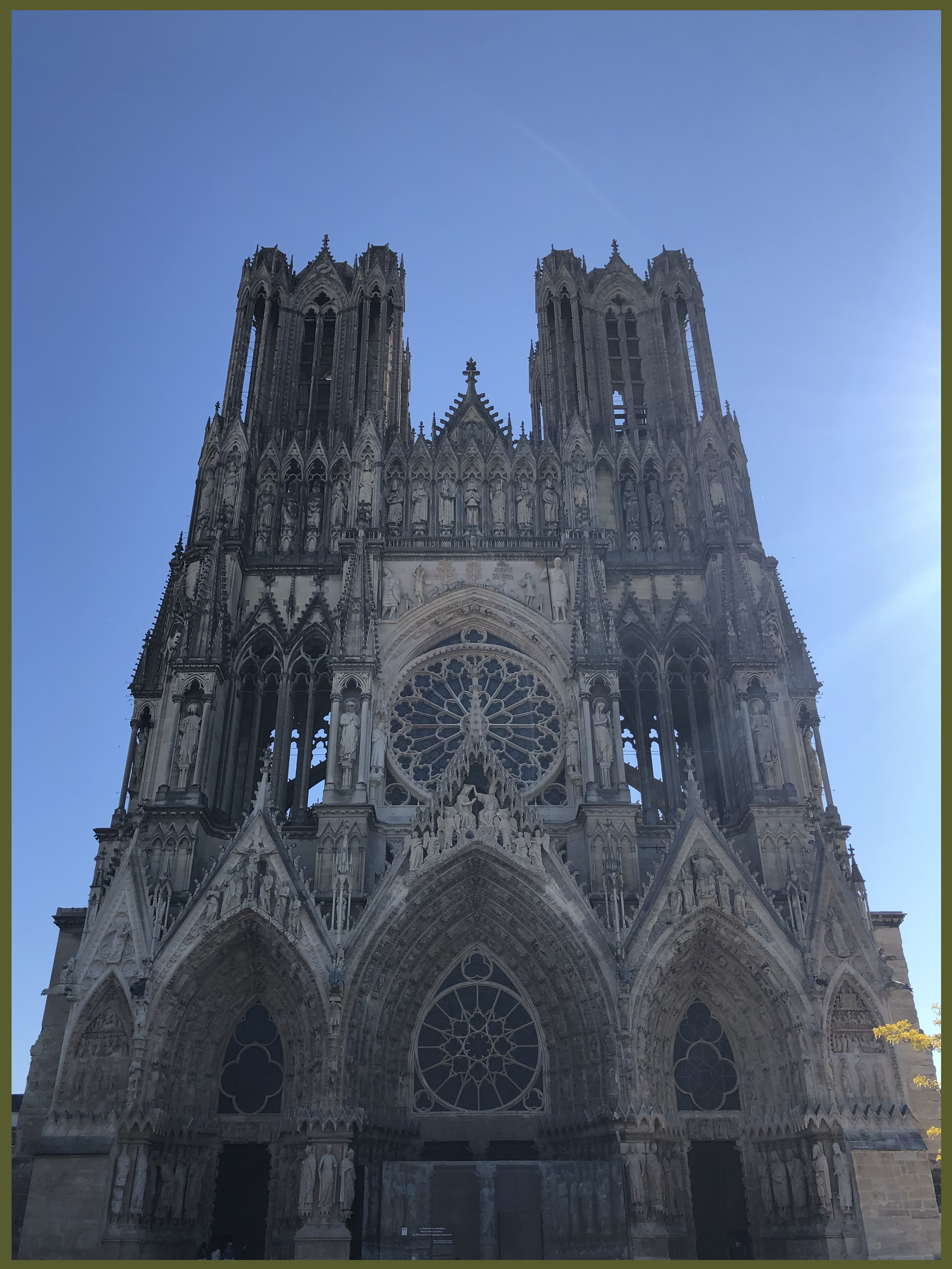 Reims Cathedral  copy
