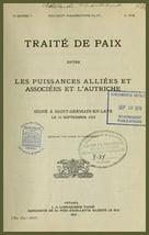 Traite de Paix 1919 copy