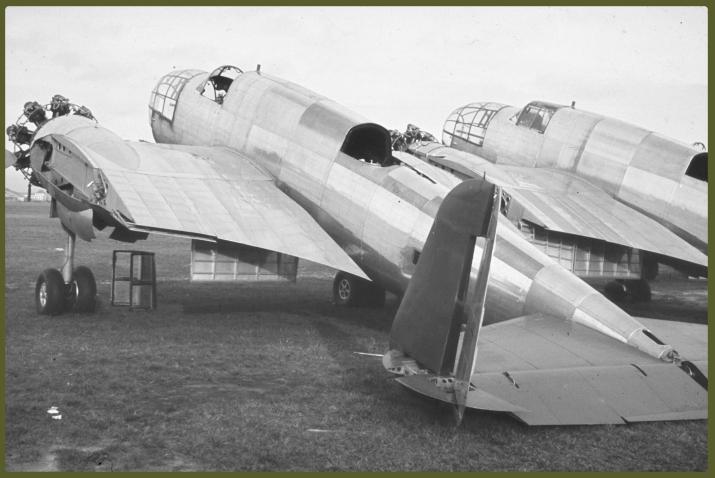 f - Unfinished Polish bombers, 1939