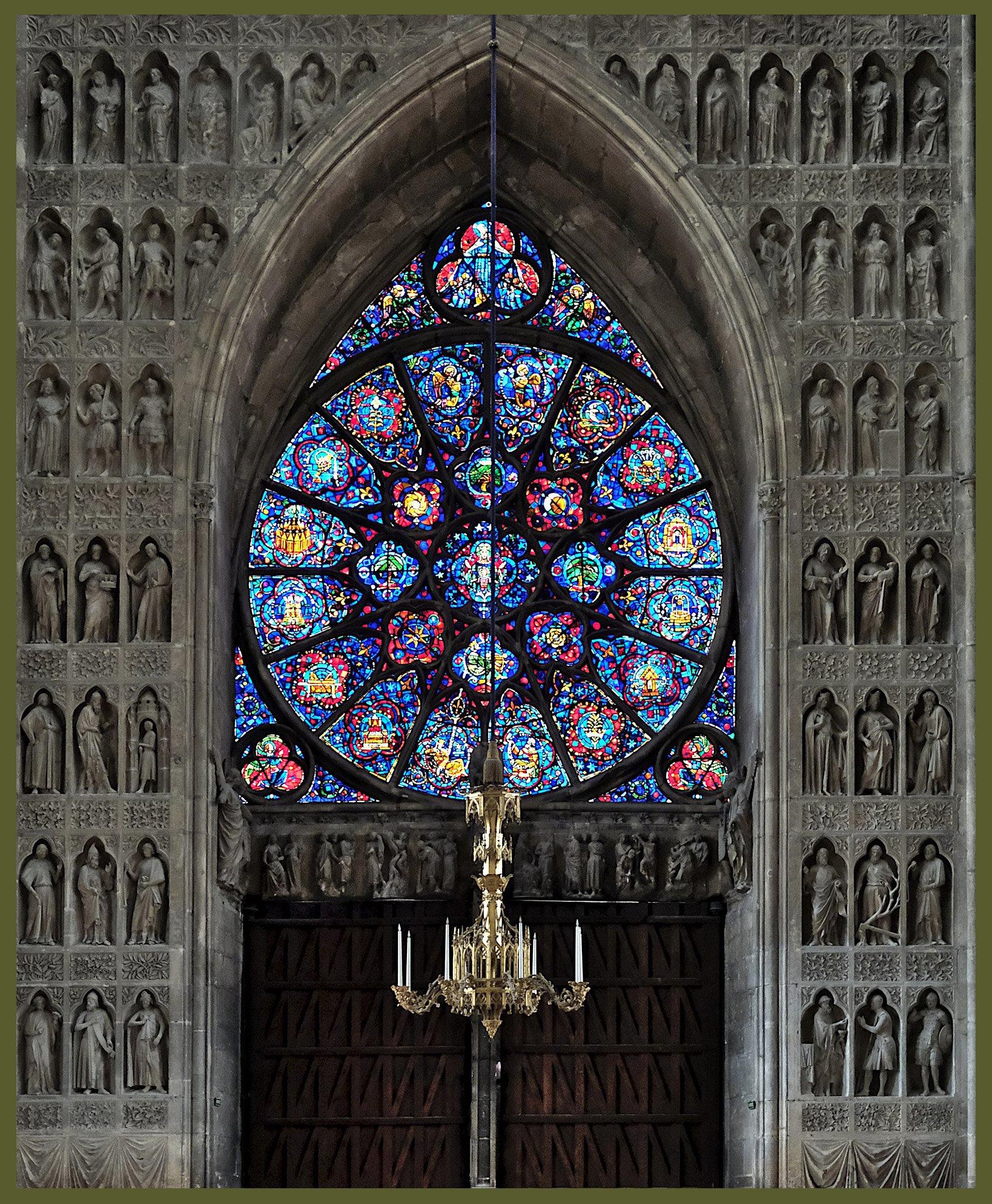la fenêtre Rémoise