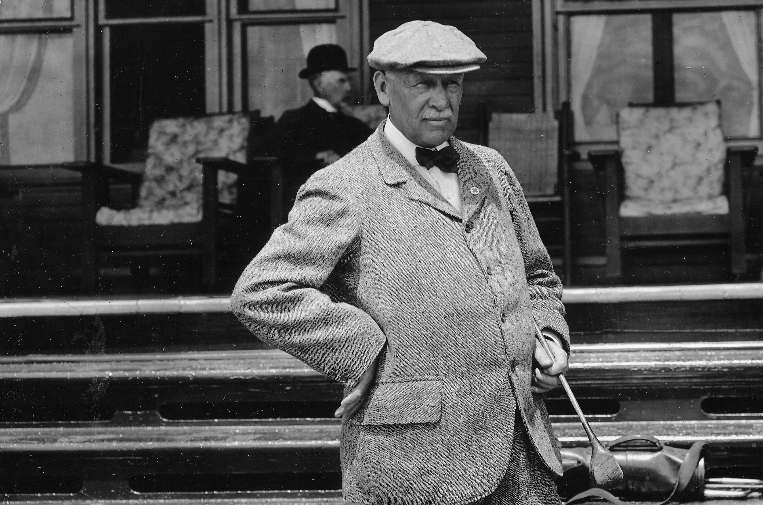 George Lyon 1904